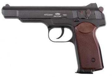 Пистолет Gletcher APS-A Soft Air blowback
