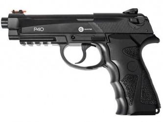 Пневматический пистолет Gunter P40 4,5 мм