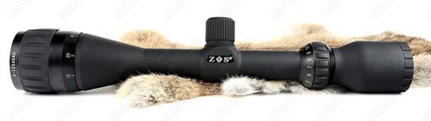 Оптический прицел ZOS 3-12x40 АО MIL