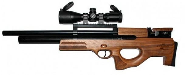 Пневматическая винтовка Ataman M2R Булл-пап SL 5,5 мм