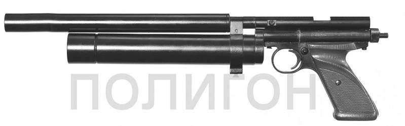 Пистолет РСР Кросман 1377 4.5