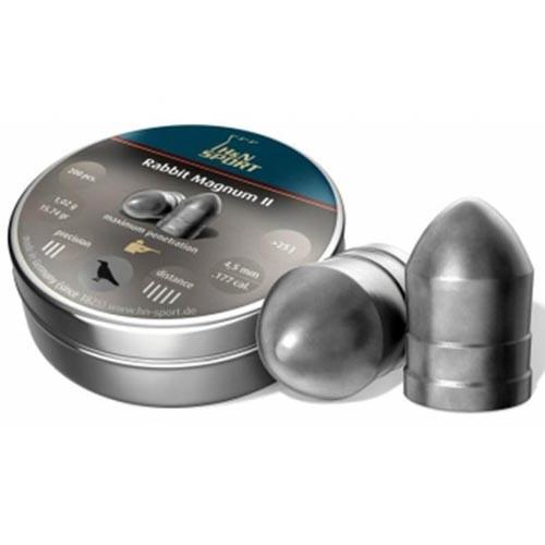 Пули пневматические H&N Rabbit Magnum II 4,5 мм 1,02 гр