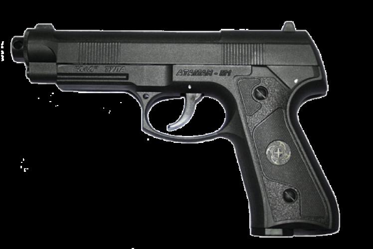 Пистолет пневматический Атаман-М1 4,5 мм