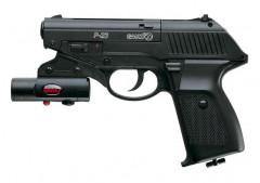 Пневматический пистолет Gamo P-23 Combo laser 4,5 мм