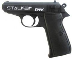 Пневматический пистолет Stalker SPPK аналог Walther PPK/S