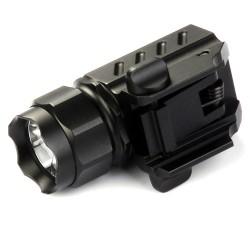 G01 светодиодный тактический фонарь 2-режим 600LM
