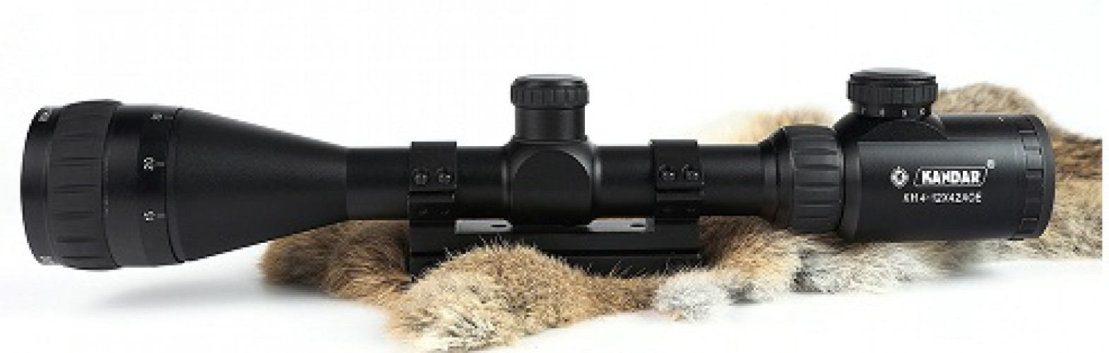 Оптический прицел Кандар kh 4-12x42 AOE