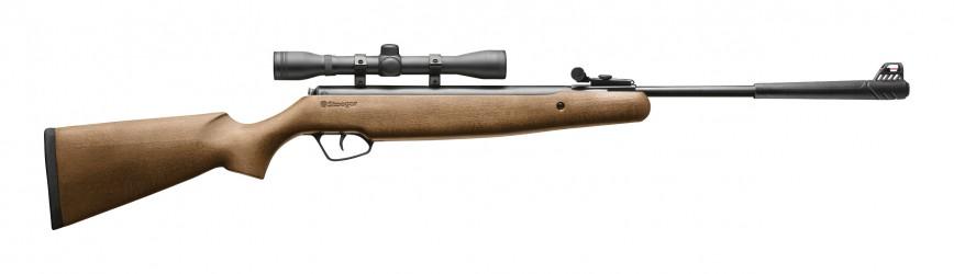 Пневматическая винтовка Stoeger X10 Wood Combo 4,5 мм