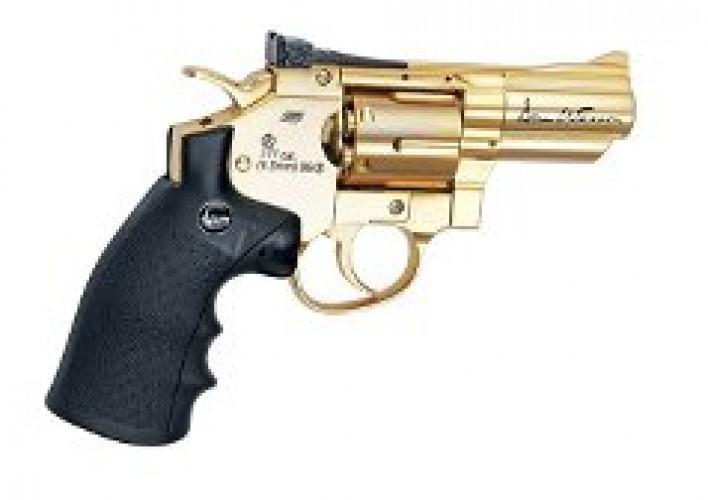 Пневматический пистолет ASG Dan Wesson 2,5 GOLD 4,5 мм