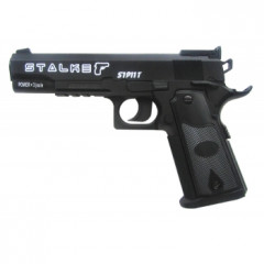 Пневматический пистолет Stalker S1911T 4,5 мм