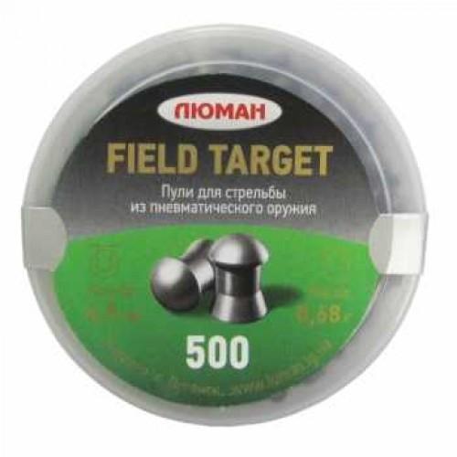 Пули пневматические Люман Field Target 4,5 мм 0,68