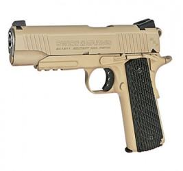 Пневматический пистолет Swiss Arms SA1911 Military Rail