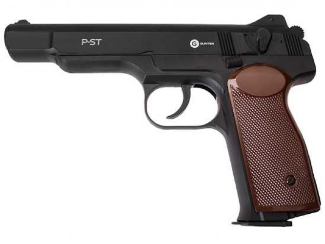 Пневматический пистолет Gunter P-ST 4,5 мм