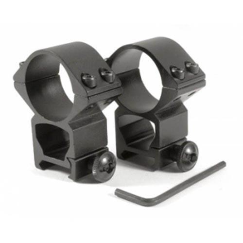 Кольца 30 мм на планку Weaver