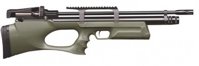 Пневматическая винтовка Kral Puncher breaker 3 плс.army 6,35 мм