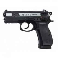 Пистолет ASG CZ 75D Compact, CO2, blowback
