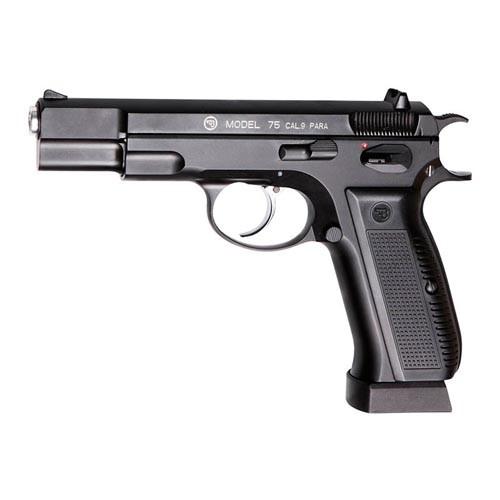 Пневматический пистолет ASG CZ 75 blowback 4,5 мм