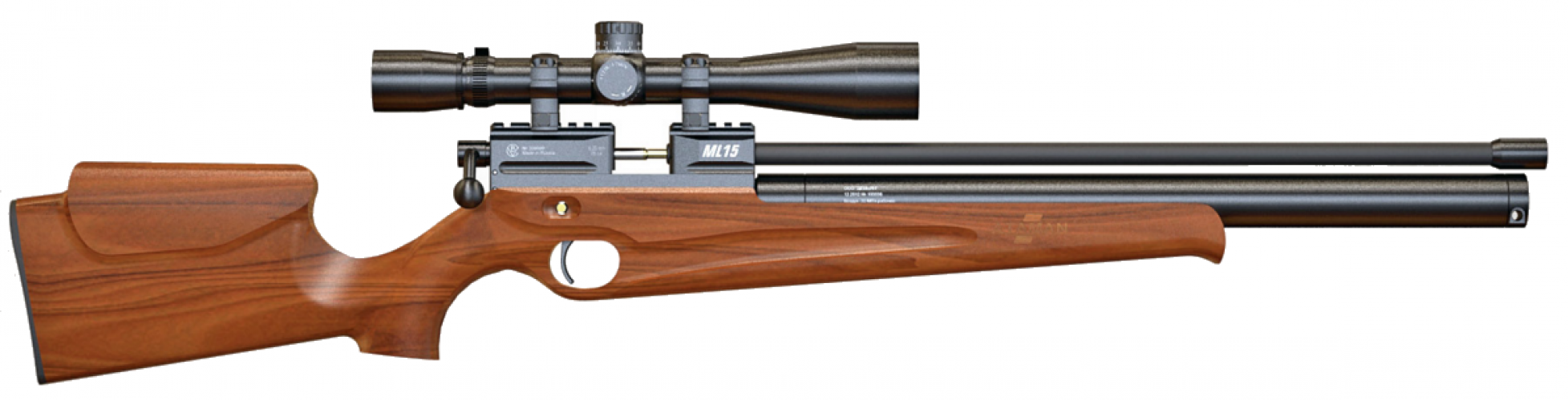 Пневматическая винтовка Ataman ML15 6,35 мм