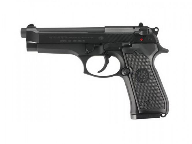 Оружие списанное охолощенное Beretta 92