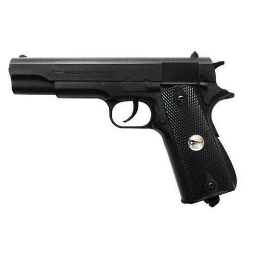 Пневматический пистолет Borner CLT125 4,5 мм