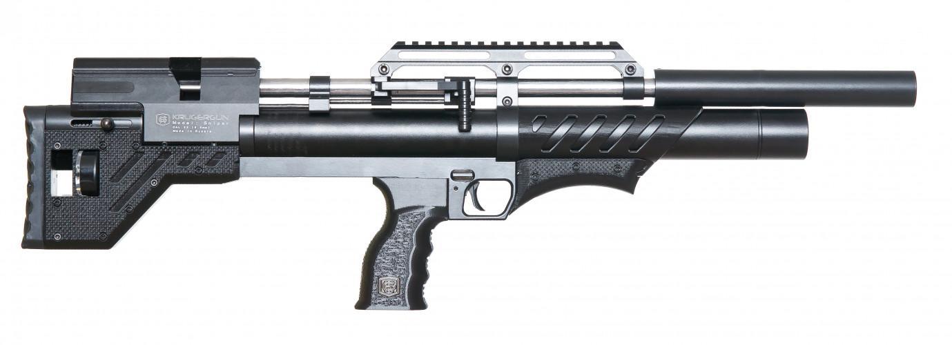 Снайпер буллпап с передним взводом  6.35 мм.