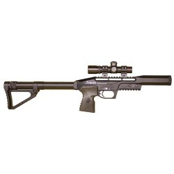 Пневматическая винтовка EDgun Леший 5,5 мм (черный)