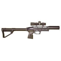 Пневматическая винтовка EDgun Леший 6,35 мм (черный)