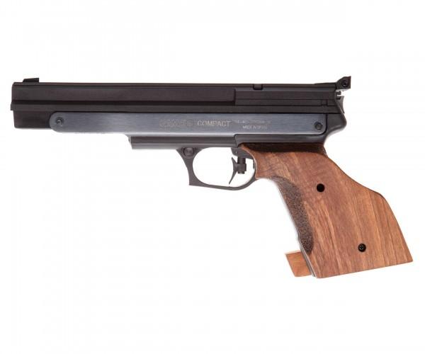 Пневматический пистолет Gamo Compact 4,5 мм