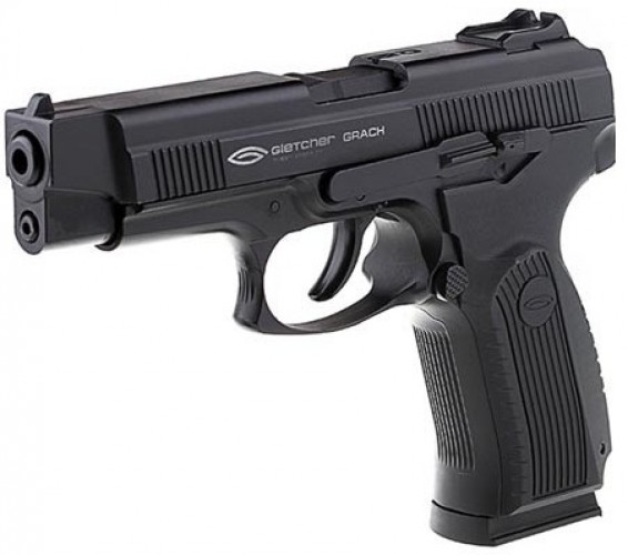 Пневматический пистолет Gletcher Grach NBB