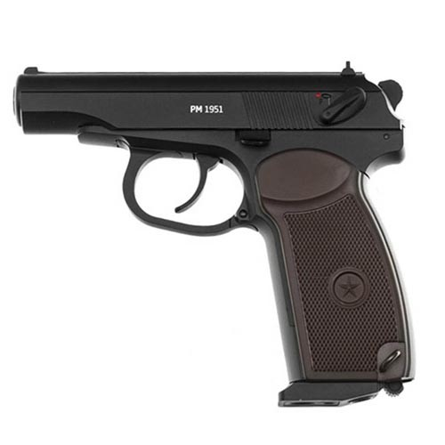 Пневматический пистолет Gletcher PM 1951 4,5 мм