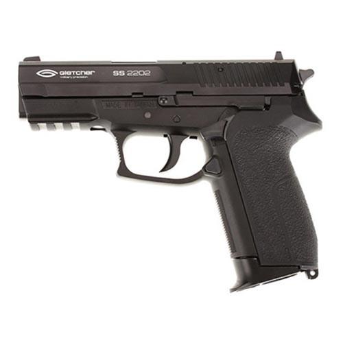 Пневматический пистолет Gletcher SS 2202 пластик