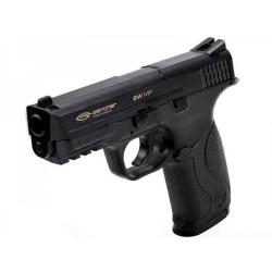 Пневматический пистолет Gletcher SW MP пластик