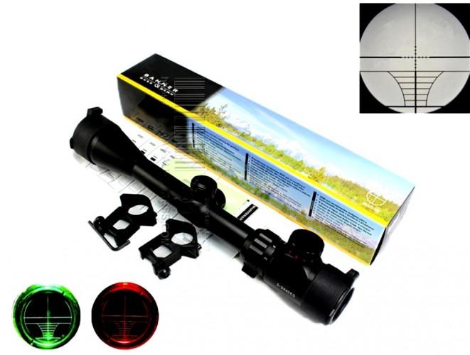 Оптический прицел Bushnell 3-9X40EG
