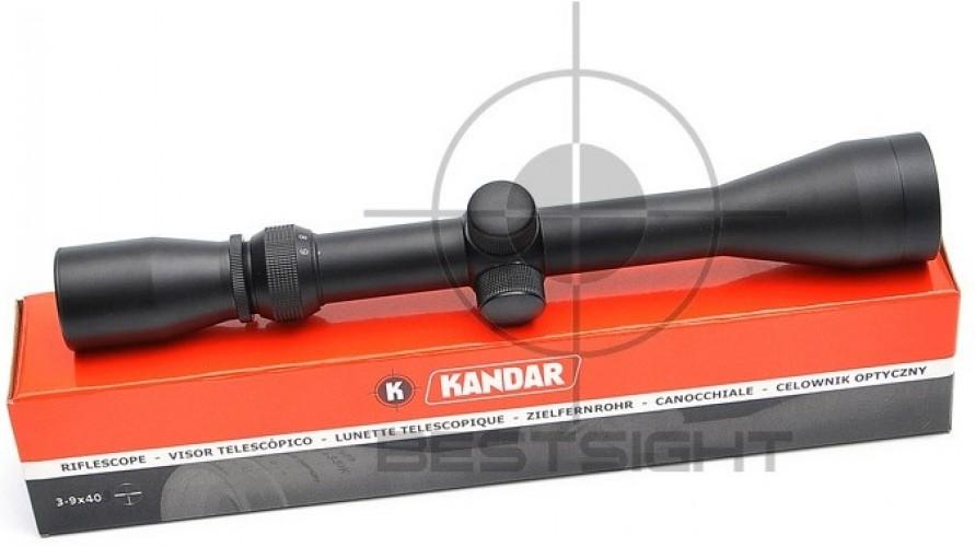 Оптический прицел Кандар 3-9x40