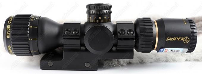 Оптический прицел Снайпер VT 3-12X32