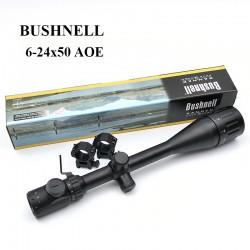 Оптический прицел Бушнелл 6-24X50 AOE зеленый красный