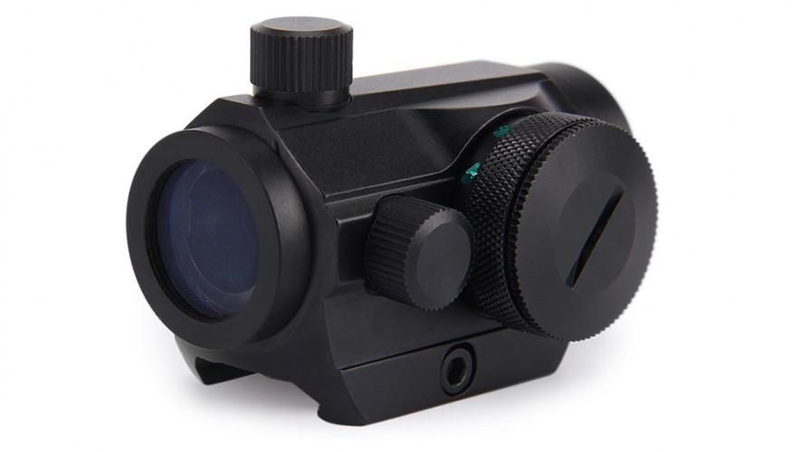 Прицел  Красный Зеленая точка зрения Область 20 мм