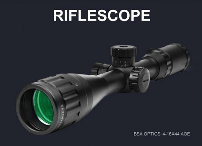 BSA оптика 4-16x44 ST