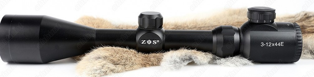 Оптический прицел ZOS 3-12x44E