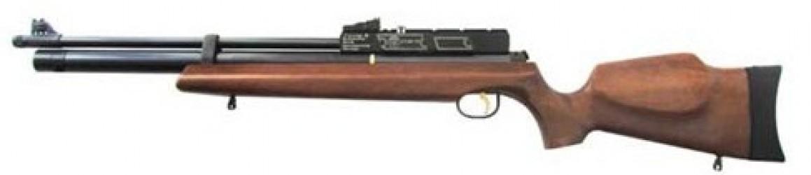 Пневматическая винтовка Hatsan AT44-10 Wood PCP 4,5 мм