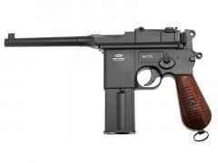 Пневматический пистолет Gletcher M712 4,5 мм