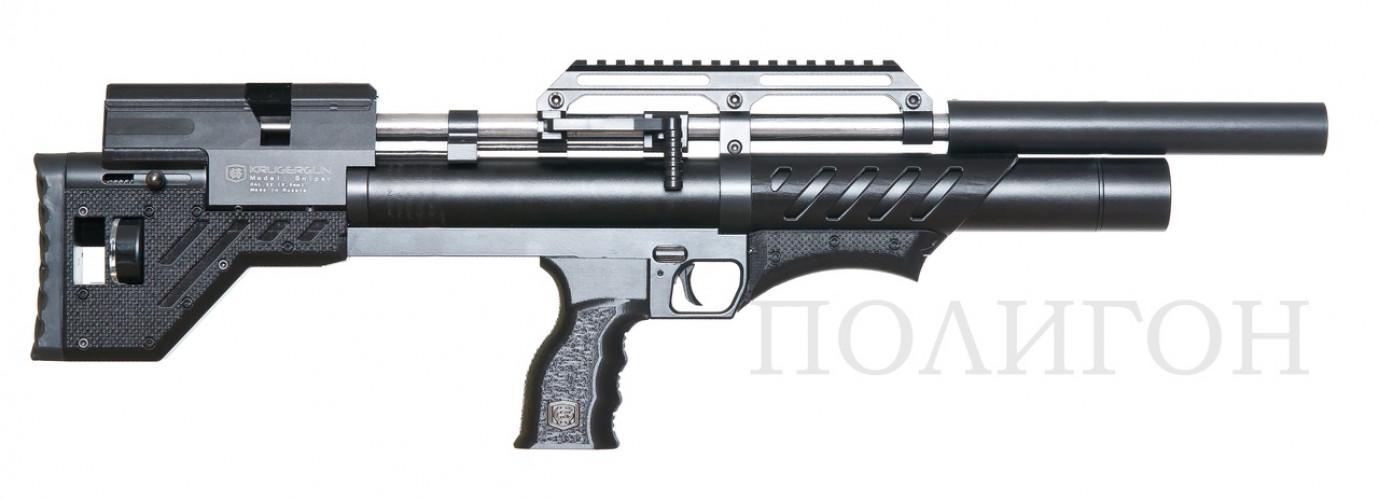 Снайпер буллпап с передним взводом 5,5мм.