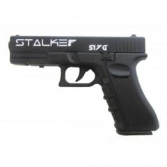 Пневматический пистолет Stalker S17G (аналог Glock17)
