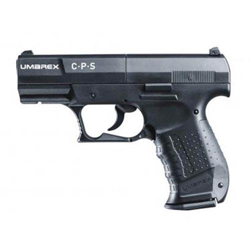 Пистолет пневматический Umarex CP Sport, чёрный