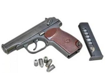 Оружие списанное охолощенное ПМ-СО кал. 10ТК (СХП)