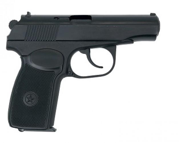 Р-411-01 пистолет списанный охолощенный