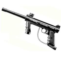 Маркер PS Tippmann 98 Custom Black механический, чёрный