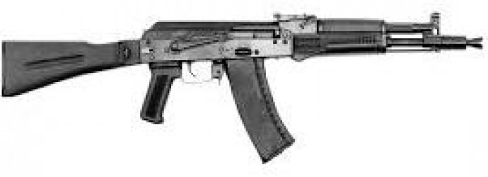Пневматический автомат Юнкер-4 4,5 мм (короткий)